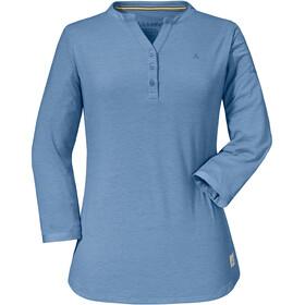 Schöffel Johannesburg - T-shirt manches longues Femme - bleu